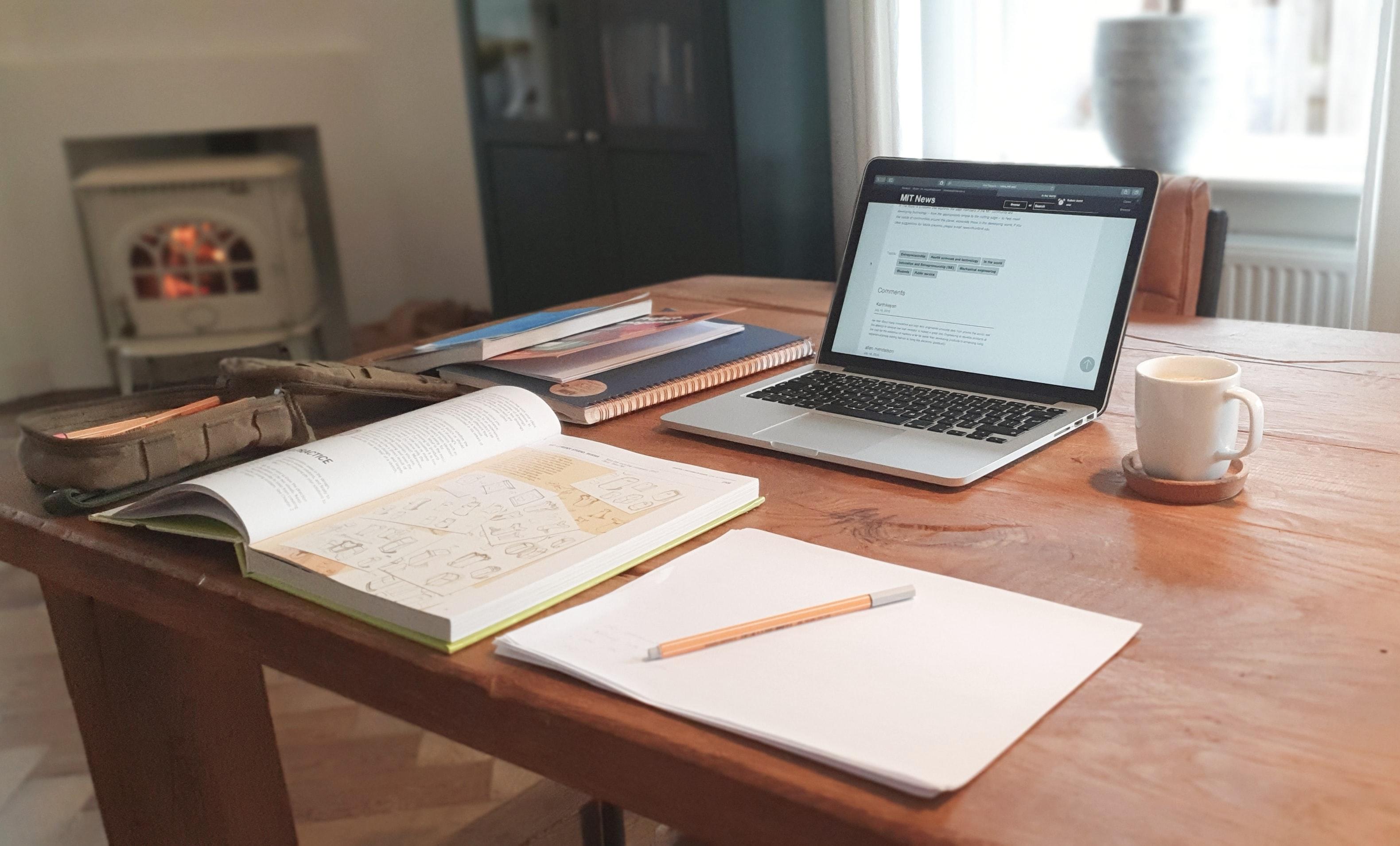 Come arredare un angolo ufficio in casa, ideale per lo smart working