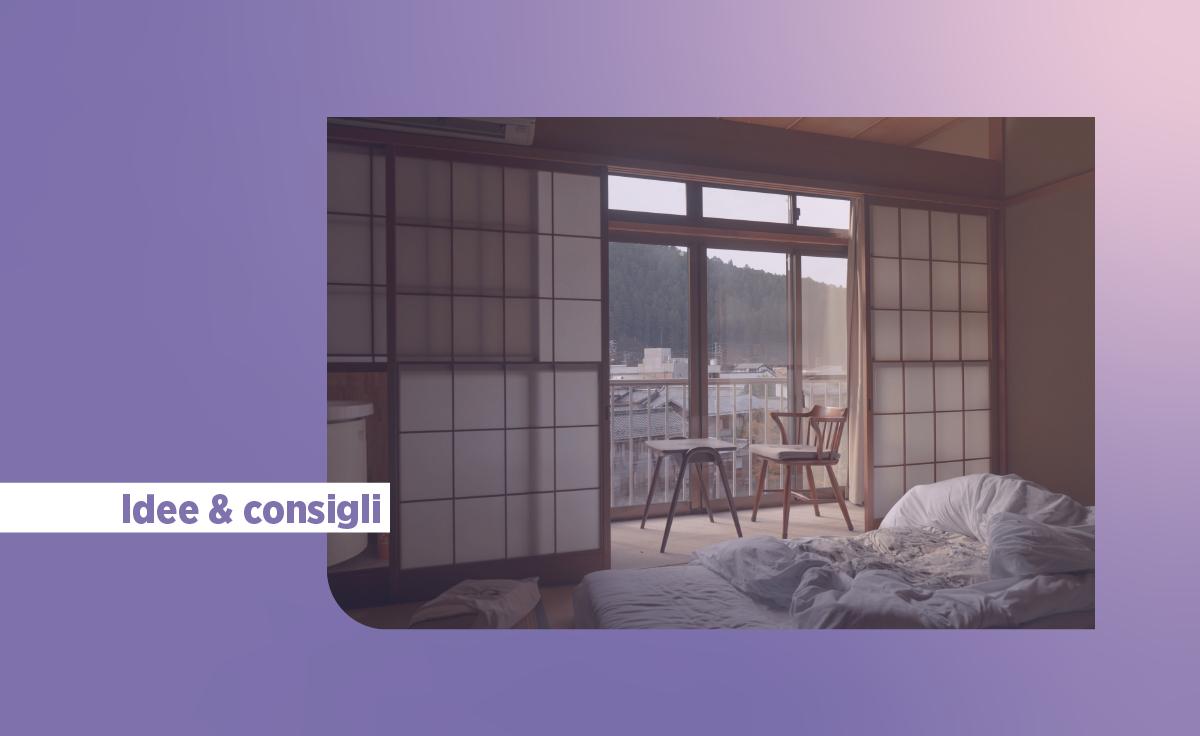 5 idee su come arredare casa in stile giapponese