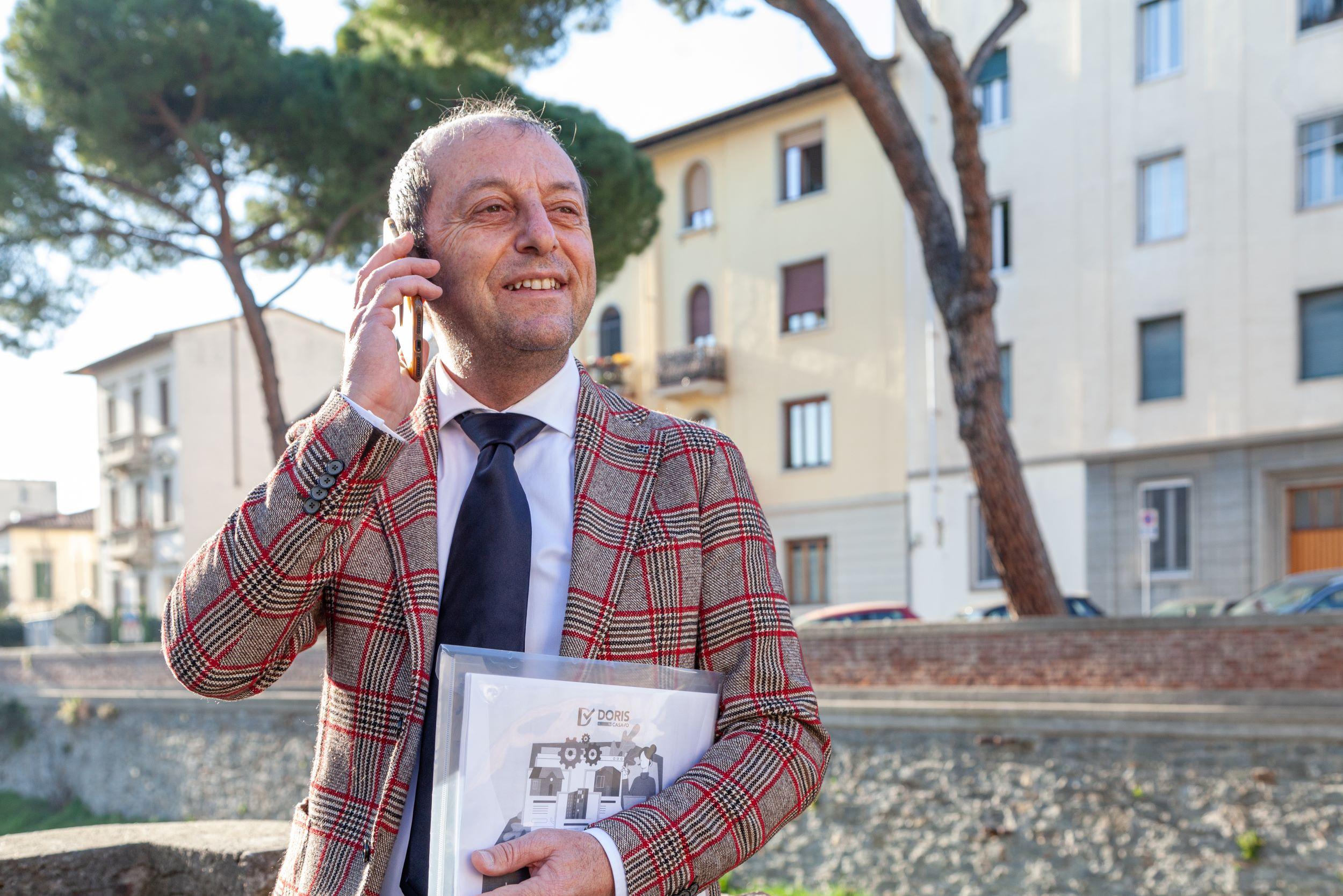 La storia del nostro agente partner Daniele Gasperini