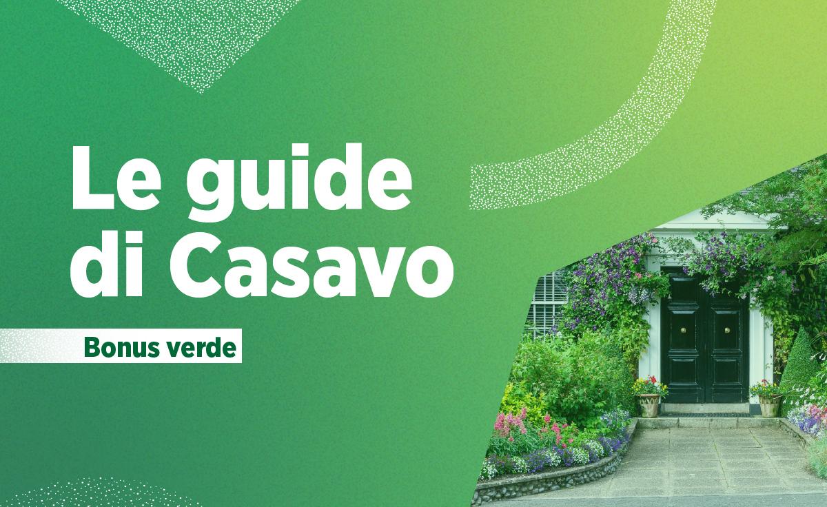 Guida al Bonus Verde 2021 per giardini e terrazze