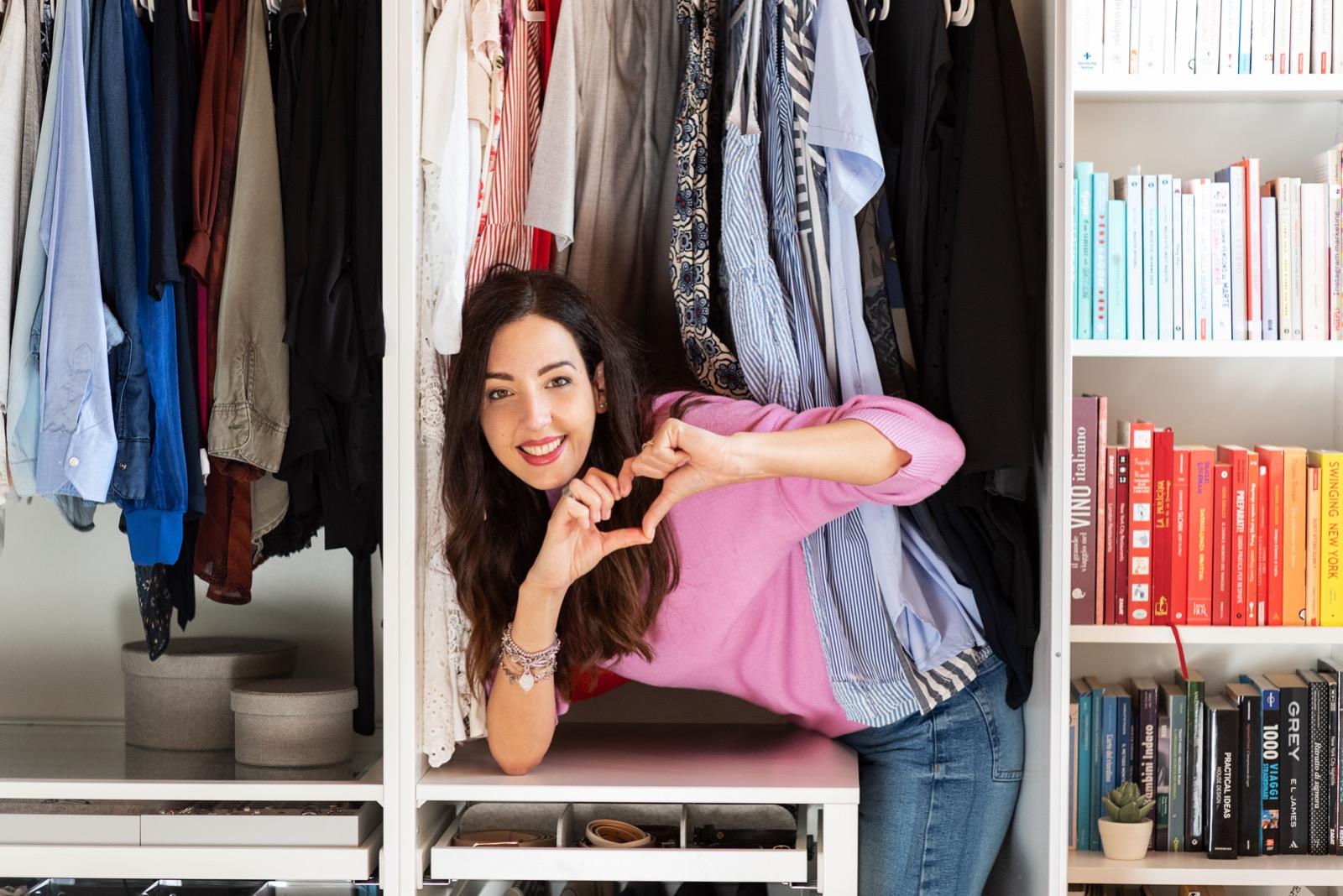 Come riordinare casa e trovare il proprio equilibrio: intervista a Erika Lombardo, professional organizer
